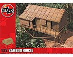 South-East Asia Bamboo House -- Plastic Model Military Diorama -- 1/32 Scale -- #6382
