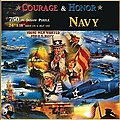 Navy -- Jigsaw Puzzle 600-1000 Piece -- #70315