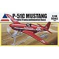 P-51C BENDIX TRANS RACER -- Plastic Model Airplane Kit -- 1/48 Scale -- #0013