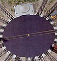 Turntable Manual N/S -- HO Scale Nickel Silver Model Train Track -- #305