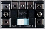Control Box -- HO Scale Model Railroad Electrical Accessory -- #56