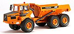 Cararama Volvo A25C Tipper -- O Scale Model Railroad Vehicle -- #820010