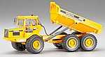 Volvo Tipper A250C -- O Scale Model Railroad Vehicle -- #820010