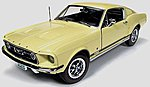 1967 Ford Mustang GT 2+2 -- Diecast Model Car -- 1/18 Scale -- #1038