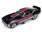 1972 Mustang Trojan Horse -- Diecast Model Car -- 1/18 Scale -- #1122