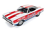 1969 Coronet Super Bee -- Diecast Model Car -- 1/18 Scale -- #222