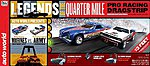 HO Legends of the Quarter Mile US Army & Marines Slot Car 13' Racing Set