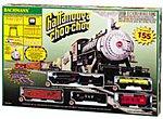Chattanooga Set -- HO Scale Model Train Set -- #00626