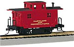 Bobber Caboose Maryland & Pennsylvania -- HO Scale Model Train Freight Car -- #18439