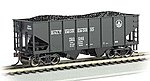 55 Ton 2-Bay USRA Outside Braced Hopper B&O #723 -- HO Scale Model Train Freight Car -- #19509