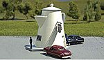 The Coffee Pot -- N Scale Model Railroad Building -- #35252