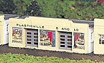 5 & 10 Store Snap Kit -- HO Scale Model Railroad Building -- #45142