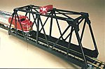 Blinking Bridge -- N Scale Model Railroad Bridge -- #46904