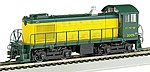 S4 DCC with sound Chicago & North Western #1078 -- HO Scale Model Train Diesel Locomotive -- #63215