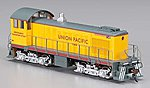 Alco S2 DCC Sound Union Pacific #1148 -- HO Scale Model Train Diesel Locomotive -- #63404