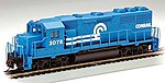 EMD GP40 Conrail #3078 -- HO Scale Model Train Diesel Locomotive -- #63516