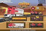 HO Canyon Chief Train Set