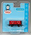Open Wagon Red -- HO Scale Thomas-the-Tank Electric Car -- #77037