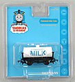 Tidmouth Milk Tank -- HO Scale Thomas-the-Tank Electric Car -- #77048