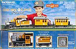 Li'l Big Haulers Short Line Special Set -- G Scale Model Train Set -- #90197