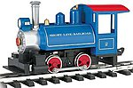 Li'l Big Haulers Tank Engine Short Line RR -- G Scale Model Train Steam Locomotive -- #91499