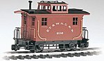 Bobber Caboose ET&WNC -- G Scale Model Train Freight Car -- #93120