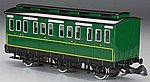 Rolling Stock - Emily's Coach -- G Scale Model Train Passenger Car -- #97003