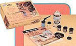 250-7 Basic Spray Gun Set -- Airbrush and Airbrush Set -- #2507