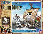 GOING MERRY MODEL SHIP -- Snap Together Plastic Model Figure -- #165509