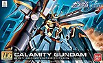 R08 CALAMITY GUNDAM REMASTER -- Snap Together Plastic Model Figure -- #173917