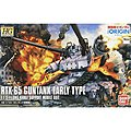 Guntank Early Type Gundam The Origin -- Snap Together Plastic Model Figure -- #196528