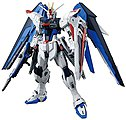 MG Freedom Gundam (Ver 2.0) Gundam Seed -- Snap Together Plastic Model Figure -- #204883