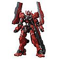 HG Gundam Type MS From Another Story -- Snap Together Plastic Model Figure -- 1/144 Scale -- #207592