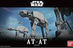 AT-AT Star Wars -- Snap Tite Plastic Model Figure -- 1/144 Scale -- #214476