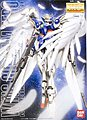 Snap Wing Gundam Zero Custom -- Snap Together Plastic Model Figure -- 1/100 Scale -- #129454