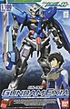 Snap #1 GN-001 Gundam EXIA -- Snap Together Plastic Model Figure -- 1/100 Scale -- #152227