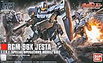HGUC #130 RGM-96X Jesta -- Snap Together Plastic Model Figure -- 1/144 Scale -- #171077