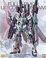 MG RX-0 Full Armor Unicorn Gundam -- Snap Together Plastic Model Figure -- 1/100 Scale -- #172818