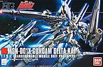 HGUC #148 Gundam Delta Kai -- Snap Together Plastic Model Figure -- 1/144 Scale -- #179641