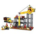 Construction Site 395pcs -- Building Block Set -- #14005