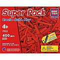 Red Super Pack 400pcs -- Building Block Set -- #19023
