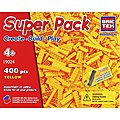 Yellow Super Pack 400pcs -- Building Block Set -- #19024