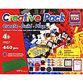 Creative Pack 440pcs -- Building Block Set -- #19027