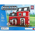 Red House 598pcs -- Building Block Set -- #21601