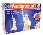 Statue of Liberty (New York, USA) -- Wooden Construction Kit -- #6614