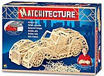 Antique Car (1150pcs) -- Wooden Construction Kit -- #6616