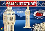 Big Ben (London, England) -- Wooden Construction Kit -- #6618