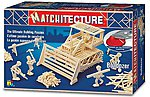 Bulldozer (500pcs) -- Wooden Construction Kit -- #6640