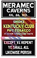 Barn Sign Decals - Set #4 -- HO Scale Model Railroad Decal -- #2253