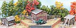 The Shack Pack Kit 3 Different Shacks -(3) -- O Scale Model Railroad Building -- #994